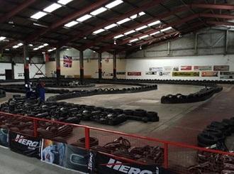 Worcester Indoor Karting