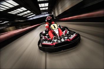 Harlow Go Karting