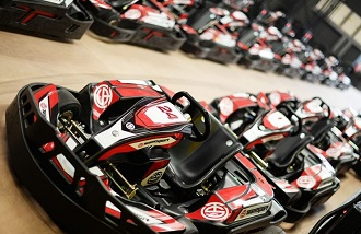 Preston Go Karting