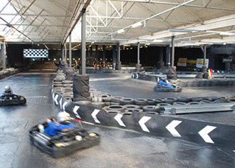 Teamworks Karting Letchworth