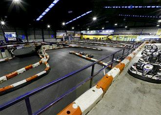 Leeds Go Karting