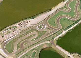Map Of Uk Race Tracks.Outdoor Go Karting Lydd Near Dymchurch Rye Camber