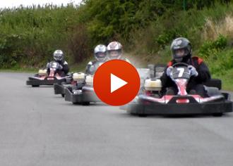 Surbiton Raceway video tour